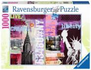 Ravensburger New York , 1000 Teile 196135
