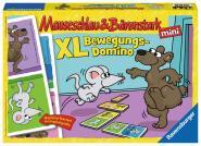 Ravensburger MB: XL Bewegungsdomino, Lustige Kinderspiele 213542