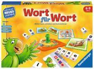 Ravensburger Wort für Wort, Spielen und Lernen 249558