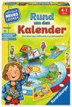 Ravensburger Rund um den Kalender, Spielen und Lernen 249848