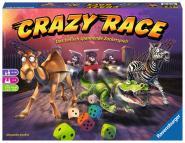 Ravensburger Crazy Race, Gesellschaftsspiele 267255