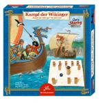 Spiegelburg Gesellschaftsspiel Kampf der Wikinger Capt`n Sharky 11034