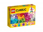 LEGO® Classic LEGO® Bausteine-Ergänzungsset Pastelltön 10694