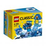 LEGO® Classic Kreativ-Box Blau 10706