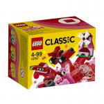 LEGO® Classic Kreativ-Box Rot 10707