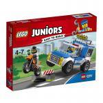 LEGO® Juniors Polizei auf Verbrecherjagd 10735