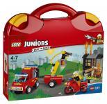 LEGO® Juniors Löschtrupp-Koffer 10740
