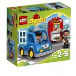 LEGO® DUPLO® Polizeistreife 10809