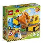 LEGO® DUPLO® Bagger & Lastwagen 10812