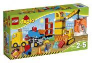 LEGO® DUPLO® Große Baustelle 10813
