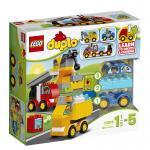 LEGO® DUPLO® Meine ersten Fahrzeuge 10816