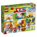 LEGO® DUPLO® Stadtviertel 10836