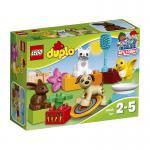 LEGO® DUPLO® Haustiere 10838