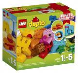 LEGO® DUPLO® LEGO® DUPLO® Kreativ-Bauset bunte Tierwe 10853