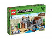 LEGO® Minecraft™ Der Wüstenaußenposten 21121
