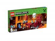 LEGO® Minecraft™ Die Netherfestung 21122