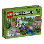 LEGO® Minecraft™ Der Eisengolem 21123