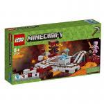 LEGO® Minecraft™ Die Nether-Eisenbahn 21130