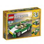 LEGO® Creator Grünes Cabrio 31056