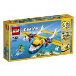 LEGO® Creator Wasserflugzeug-Abenteuer 31064