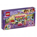 LEGO® Friends Hot-Dog-Stand im Freizeitpark 41129