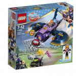 LEGO® DC Super Hero Girls™ Batgirl™ auf den Fersen des Batjets 41230