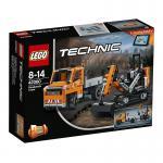 LEGO® Technic Straßenbau-Fahrzeuge 42060