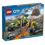 LEGO® City Vulkan-Forscherstation 60124