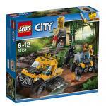 LEGO® City Mission mit dem Dschungel-Halbkettenfahr 60159