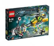 LEGO® Ultra Agents Toxikitas Angriff auf das Labor 70163