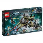 LEGO® Ultra Agents Hurrikan-Überfall 70164