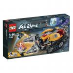 LEGO® Ultra Agents Drillex Diamanten Diebstahl 70168