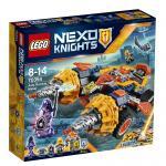 LEGO® Nexo Knights Axls Krawallmacher 70354