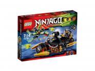 LEGO® NINJAGO Cole`s Donner-Bike 70733