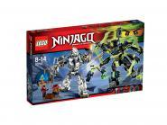 LEGO® Ninjago Titanroboter gegen Mech-enstein 70737