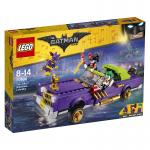 The LEGO Batman Movie™ Jokers berüchtigter Lowrider 70906