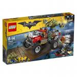 The LEGO Batman Movie™ Killer Crocs Truck 70907