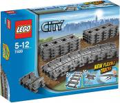 LEGO® City Flexible Schienen 7499
