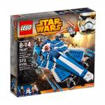 LEGO® Star Wars  Anakin`s Custom Jedi Starfighter 75087
