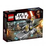 LEGO® Star Wars™ Resistance Trooper Battle Pack 75131