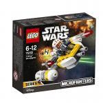 LEGO® Star Wars™ Y-Wing™ Microfighter 75162