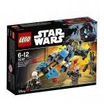 LEGO® Star Wars™ Bounty Hunter Speeder Bike™ Battle Pack 75167
