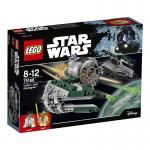 LEGO® Star Wars™ Yoda`s Jedi Starfighter™ 75168