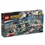 LEGO® Speed Champions MERCEDES AMG PETRONAS Formula One™ Team 75883