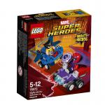 LEGO® Marvel Super Heroes™ Mighty Micros: Wolverine vs. Magneto 76073