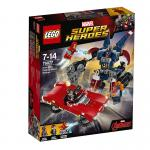 LEGO® Marvel Super Heroes™ Iron Man gegen Detroit Steel 76077