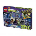 LEGO® Ninja Turtles 79122 Rettung aus Shredders Versteck, Exklusivartikel