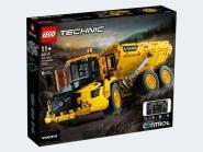 LEGO® Technic Knickgelenkter Volvo-Dumper (6x6) 42114