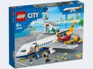 LEGO® City Passagierflugzeug 60262
