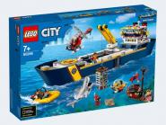 LEGO® City Meeresforschungsschiff 60266